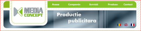 Media Concept - Productie Publicitara