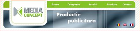 Media Concept - Productie Publicitara