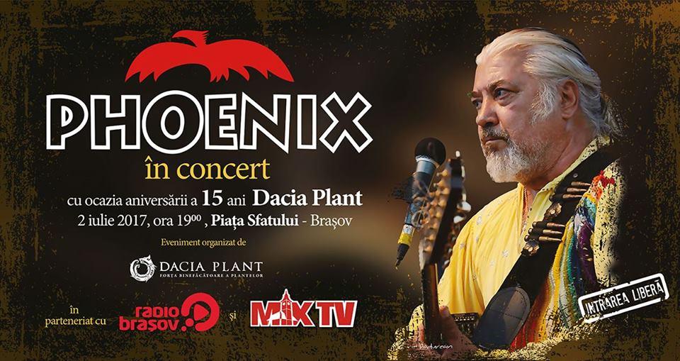 Formatia Phoenix concert Brasov