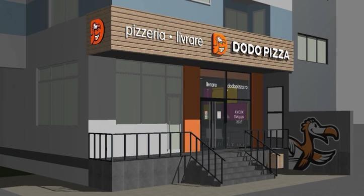 Pizzeria neobișnuită DODO, o franciză câștigătoare!
