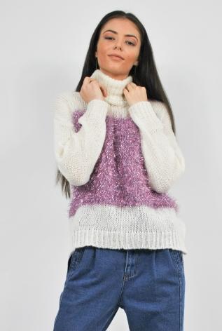 pulover iarnă